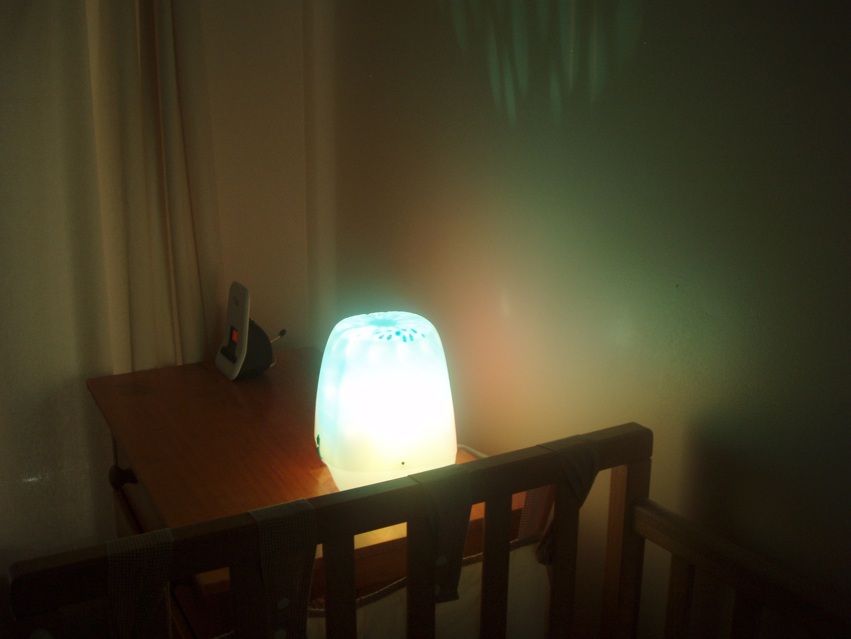 Pabobo Carousel Lamp #Review