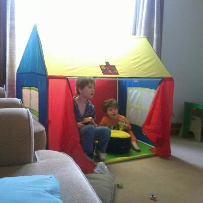 Play tent from Casabu