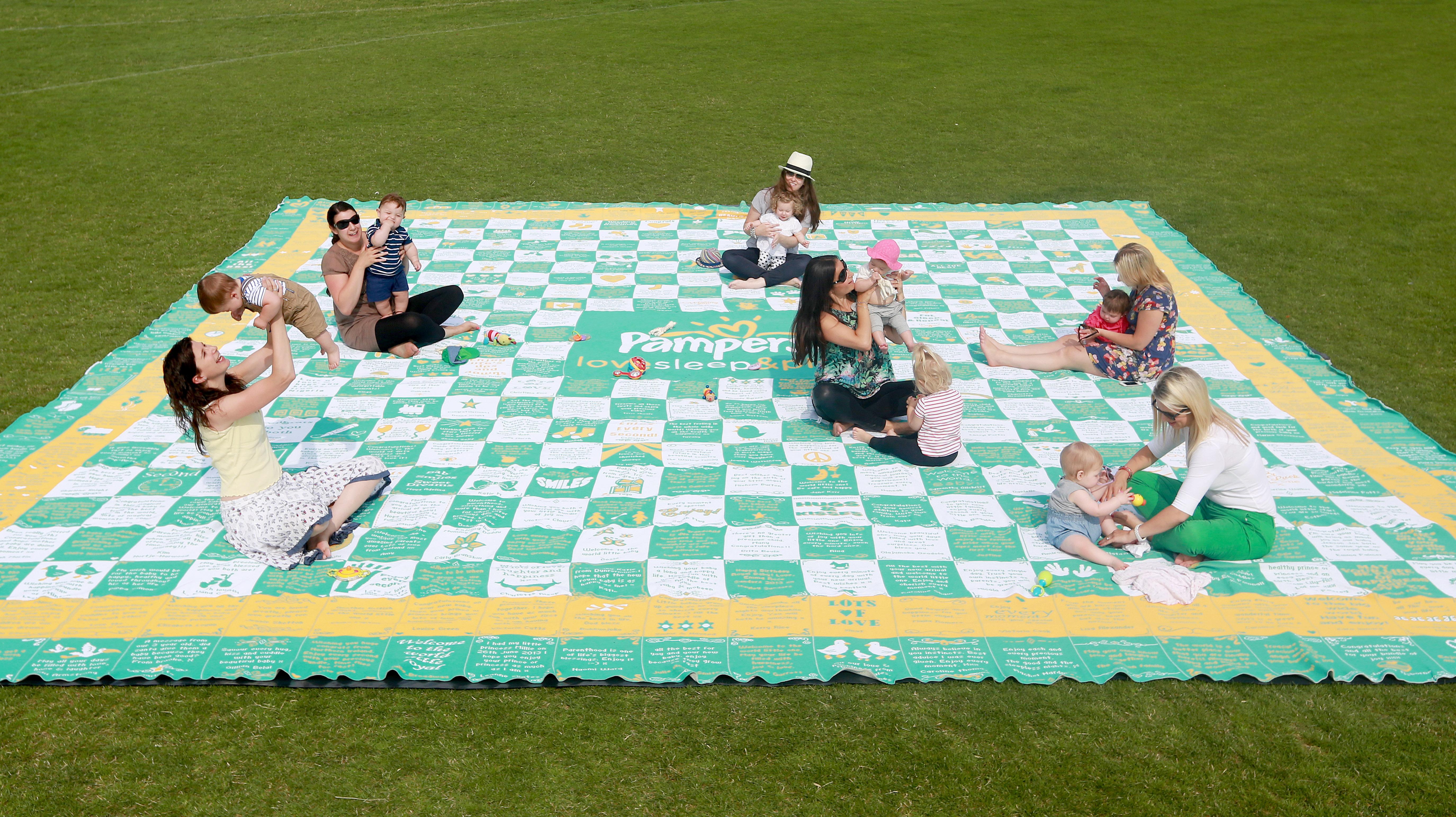 baby blanket unveiling 004