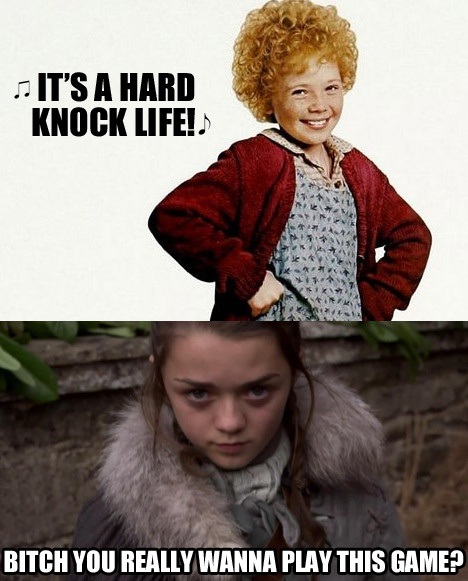 Game of Thrones fans will really get this.