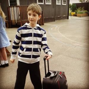 school trip,