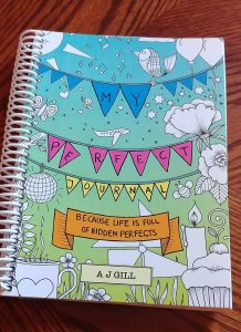 stationery,my perfect journal