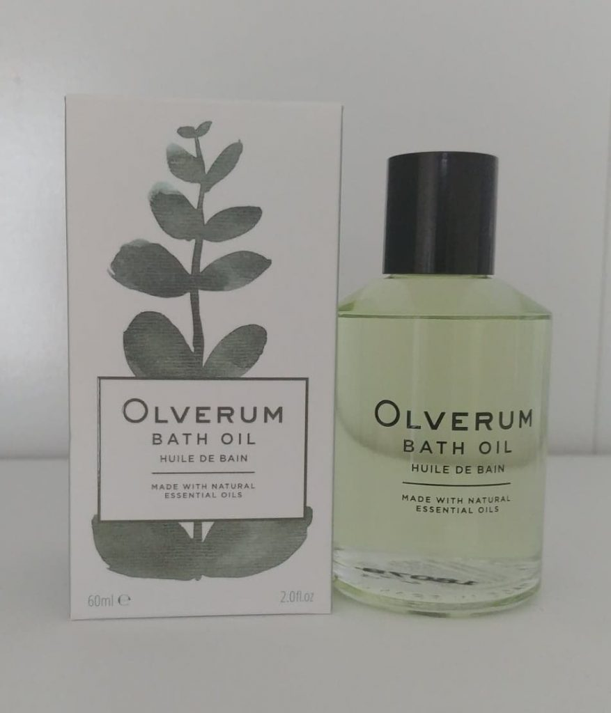 Olverum Bath Time