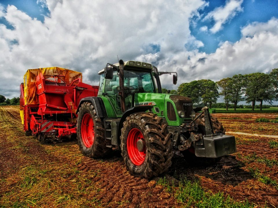 Setting Up A Farm Business