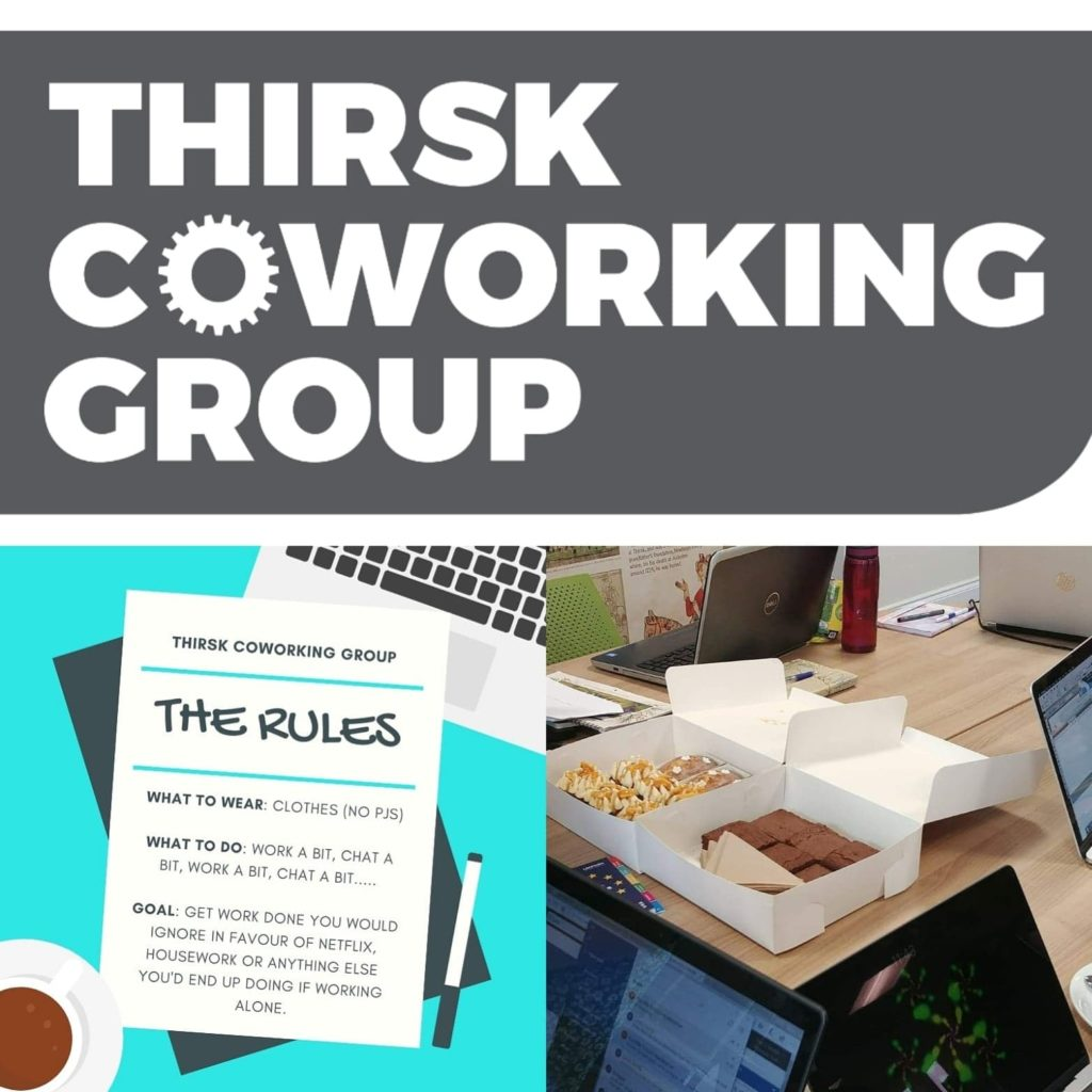Thirsk Coworking Group, Nicki Cawood, Freelance Copywriter