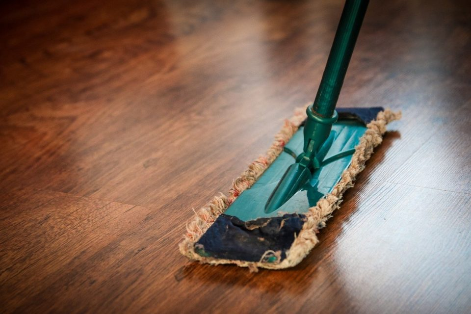 Hard To Clean House Tips