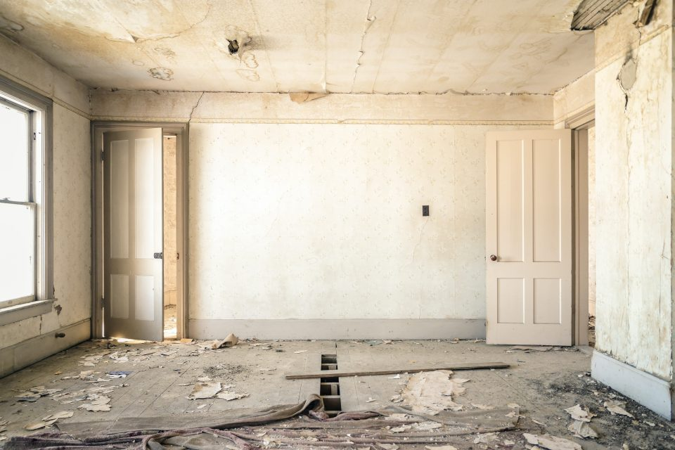 Things That Could Stop Your Renovations Going Ahead