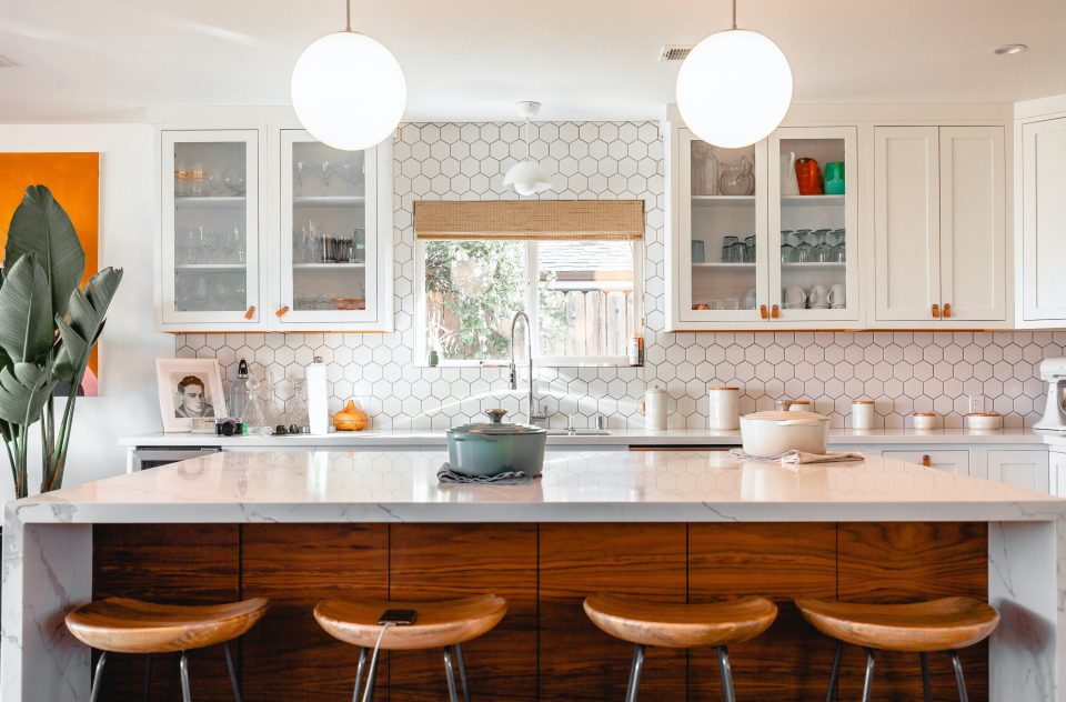 Spruce Up Your Kitchen's Outlook